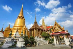 reisebericht thailand, bangkok, königspalast, grand palace, großer palast, wat phrakaew, sehenswuerdigkeit, tourismus, kultur, suedostasien, asien