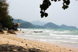 reisebericht, golf von thailand, kohchang, provinz trat, strand, white sand beach, meer, naturschutz, suedostasien, asien